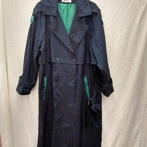 Forecaster of Boston trench coat